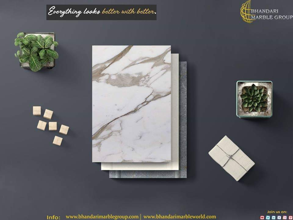 What are the differences between Statuario, Carrara, and Calacatta marble?  | Bhandari Marble World