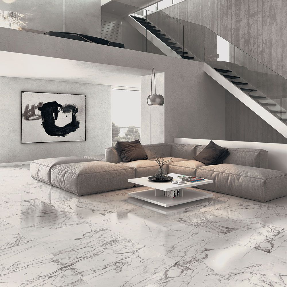 Trend Watch  Marbellous Marble Tiles