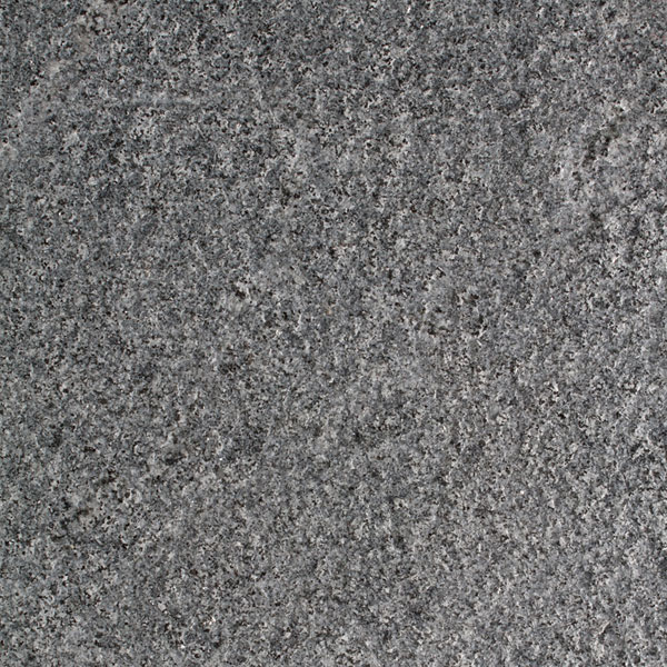 Honed Finish Gray Granite