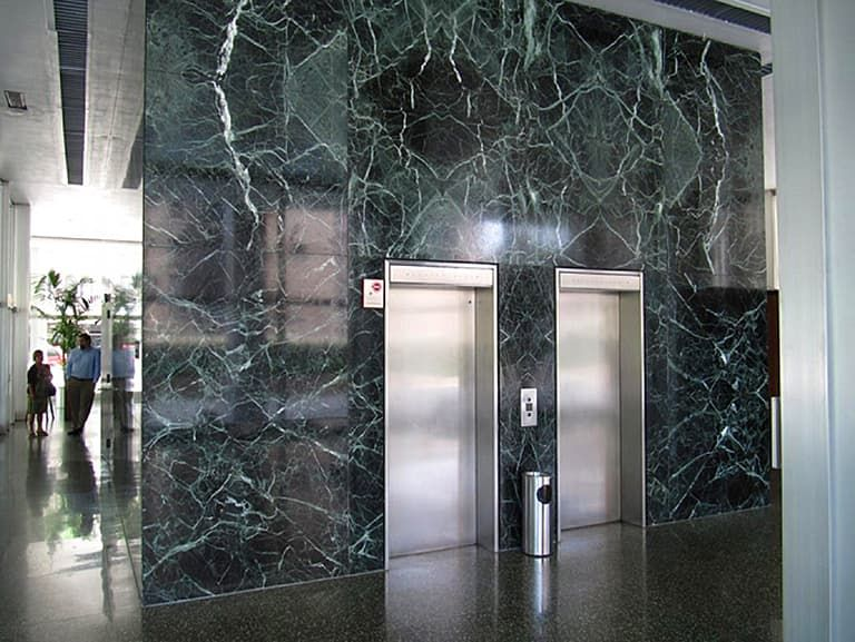 Spider green marble 4