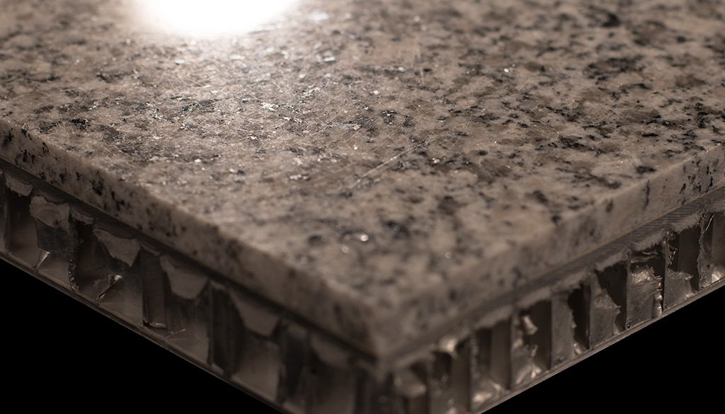 honed granite.original