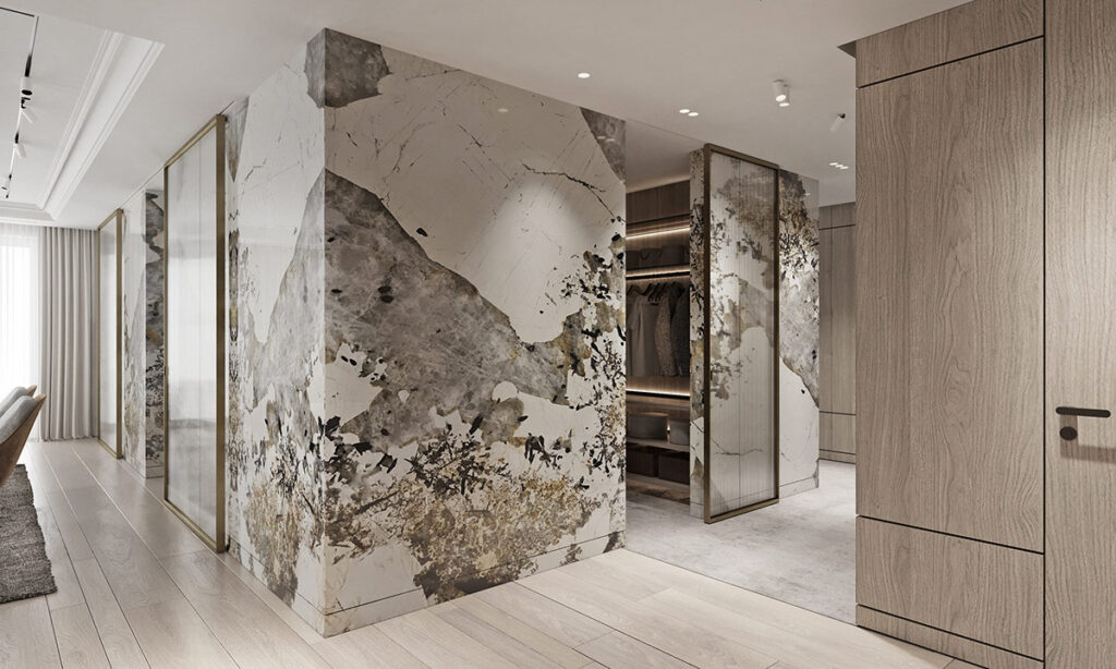 marble wall cladding